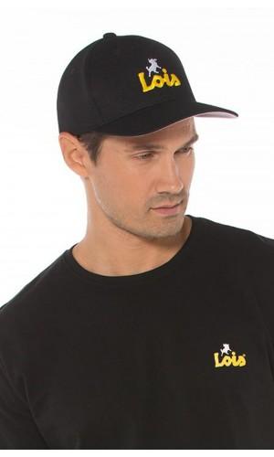 Casquette LOIS noir