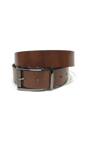 Ceinture CUSTOM LEATHER tan