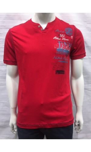 T-shirt POINT ZERO red