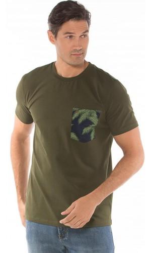 T-shirt LOIS olive