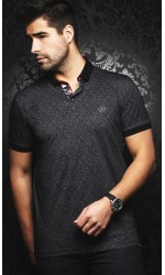 Polo AU NOIR MAYFIELD black