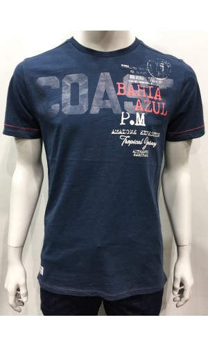 T-Shirts  PRIVATE MEMBER denim