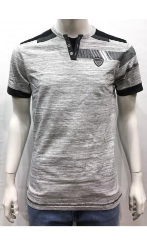 18578-T-shirt KARBUR blanc