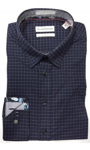 Chemise BY DEFINITION marine