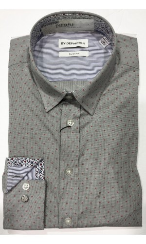 Chemise BY DEFINITION gris
