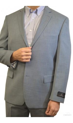 18767-Complet J.GRILL light blue, 2 pièces, veston et pantalon