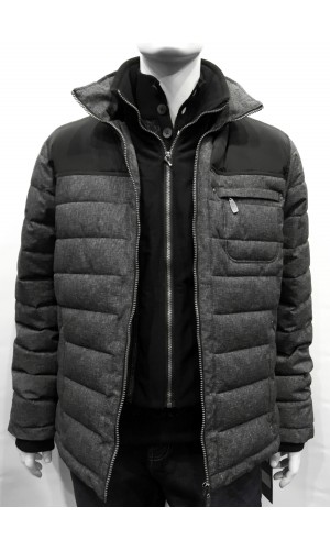 Manteau CRUZE COLLECTION charcoal