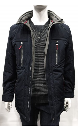 Manteau CRUZE COLLECTION marine