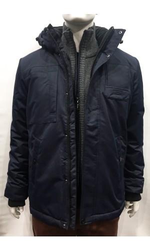 Manteau avec capuchon amovible REDX