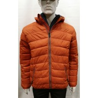 18254-Manteau ultra-léger POINT ZERO  apricot