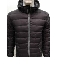 18254-Manteau ultra-léger POINT ZERO noir