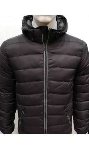 18254-Manteau ultra-léger POINT ZERO noir