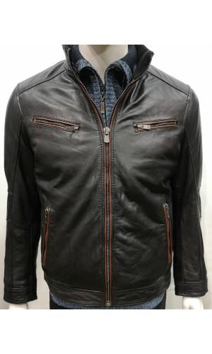 18315-Manteau REGENCY by La marque collection, noir