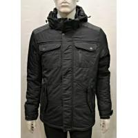 18351-Manteau d'hiver KARBUR, noir