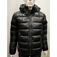 18416-Manteau en duvet POINT ZERO noir