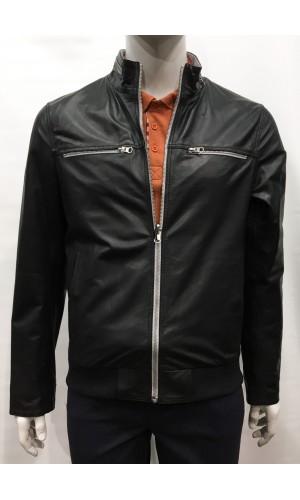 18590-Manteau REGENCY noir