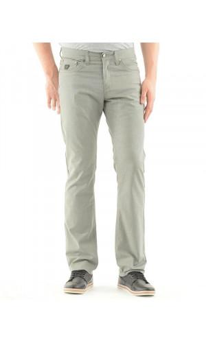 Pantalon sport LOIS extensible couleur sand