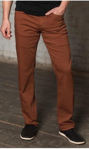 Pantalon sport extensible LOIS paprika