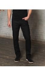 Pantalon sport extensible LOIS couleur noir