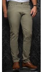 Pantalon sport extensible AU NOIR sage