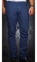Pantalon sport extensible AU NOIR indigo