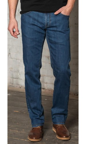 Jeans extensible LOIS stone
