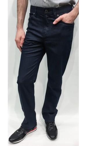 18563-Pantalon LOIS extensible couleur marine