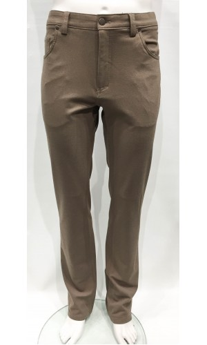 18748-Pantalon BERTINI SOFT tan